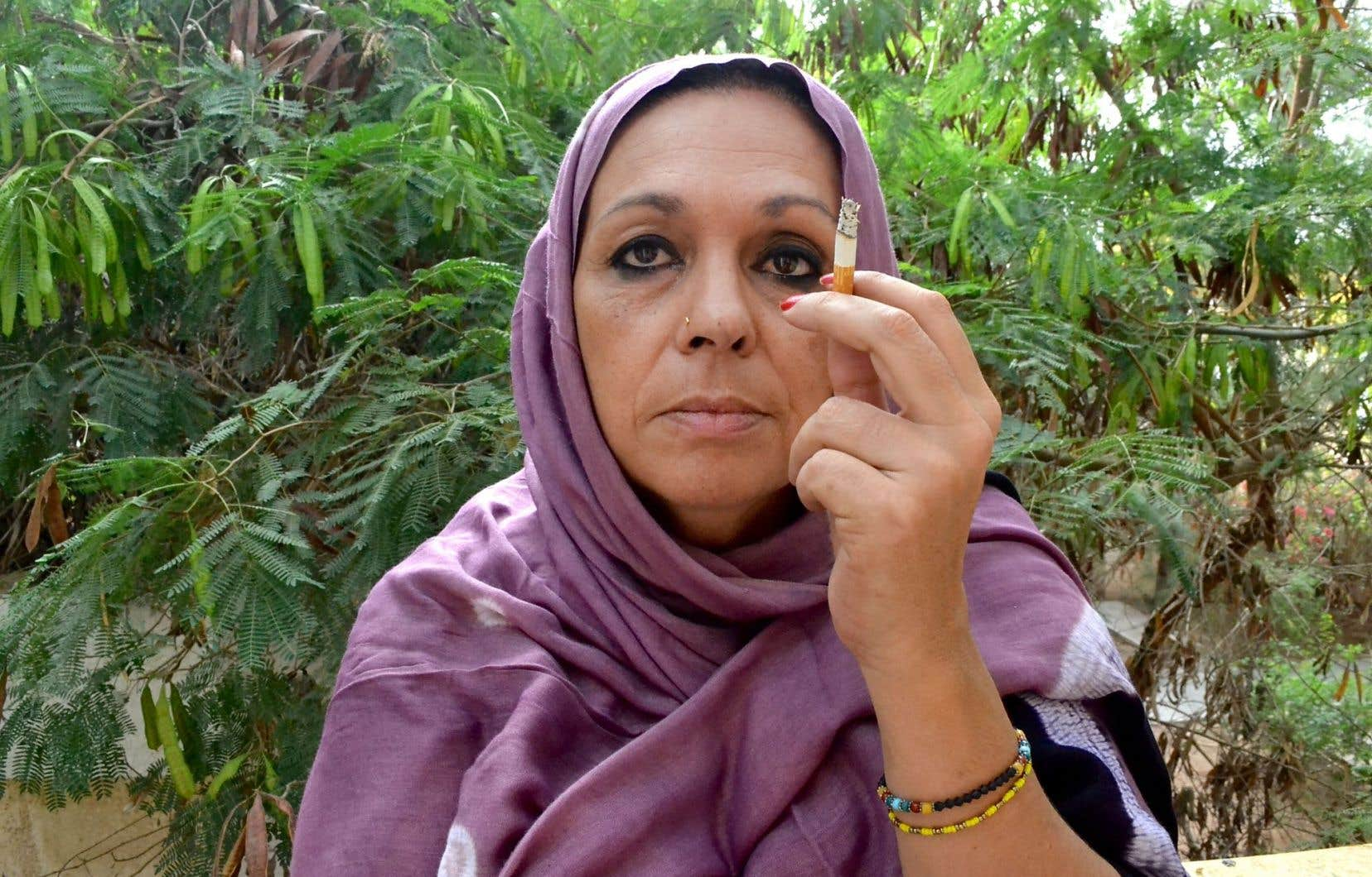 Mariem Mint Derwich est rentrée en Mauritanie en début d'année après en avoir été absente durant 35 ans.