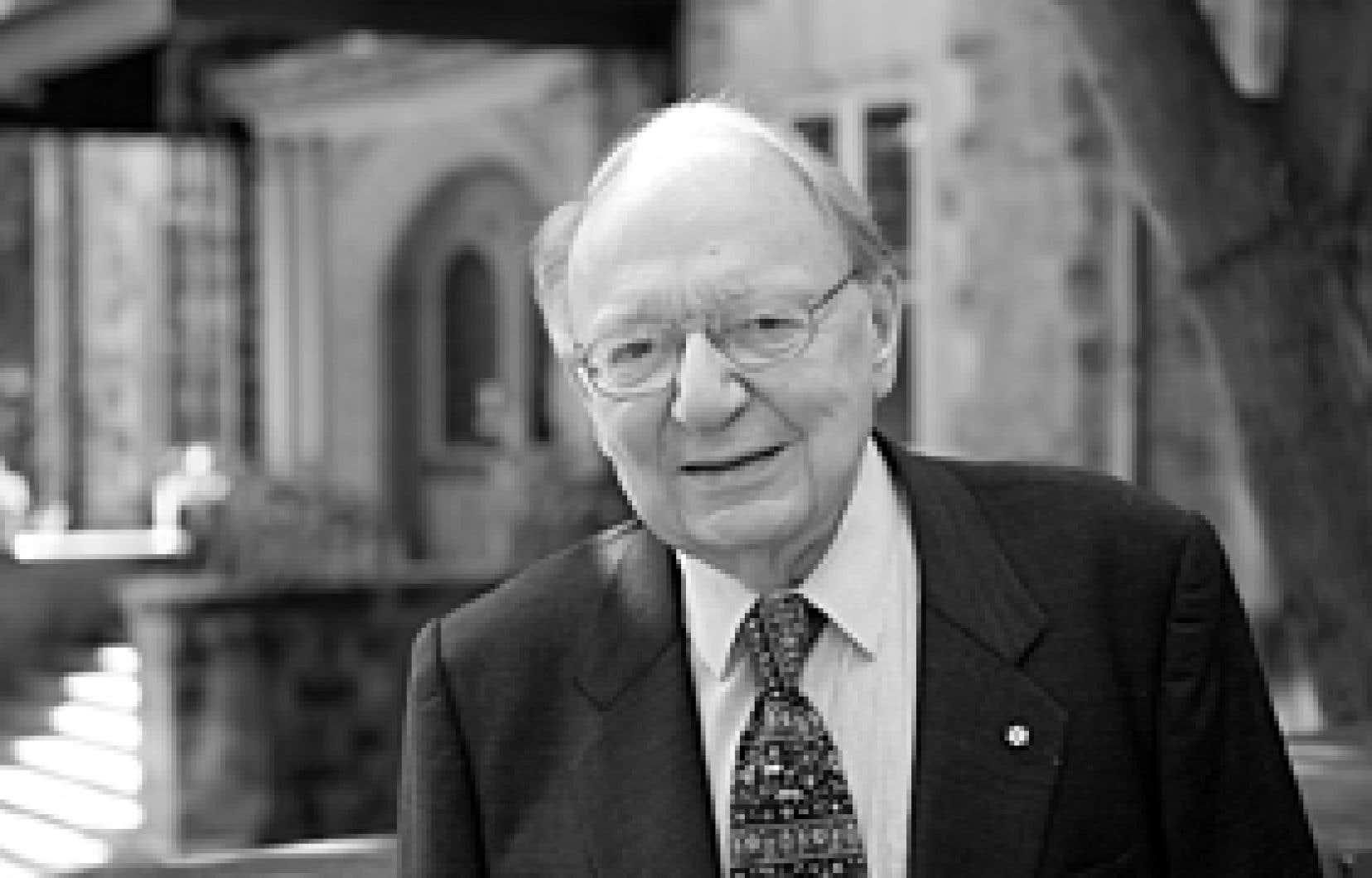 Paul-André Crépeau, Prix Georges-Émile-Lapalme