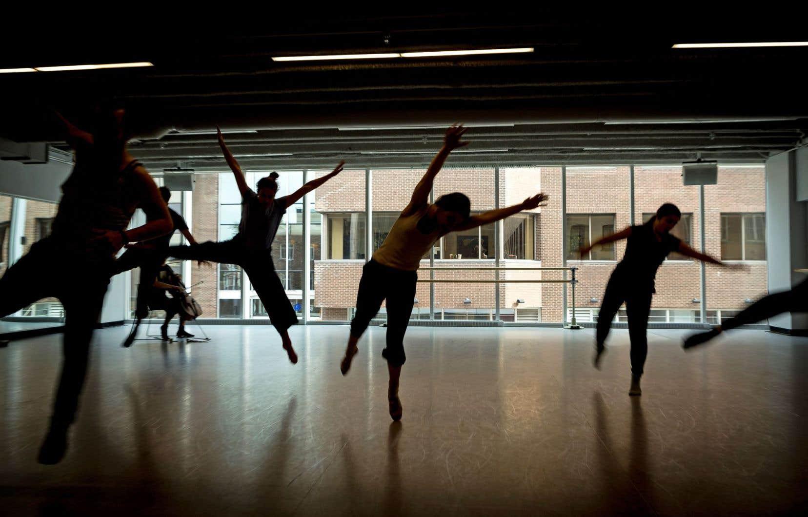 La Maison pour la danse a été conçue en consultation avec les artistes du milieu.