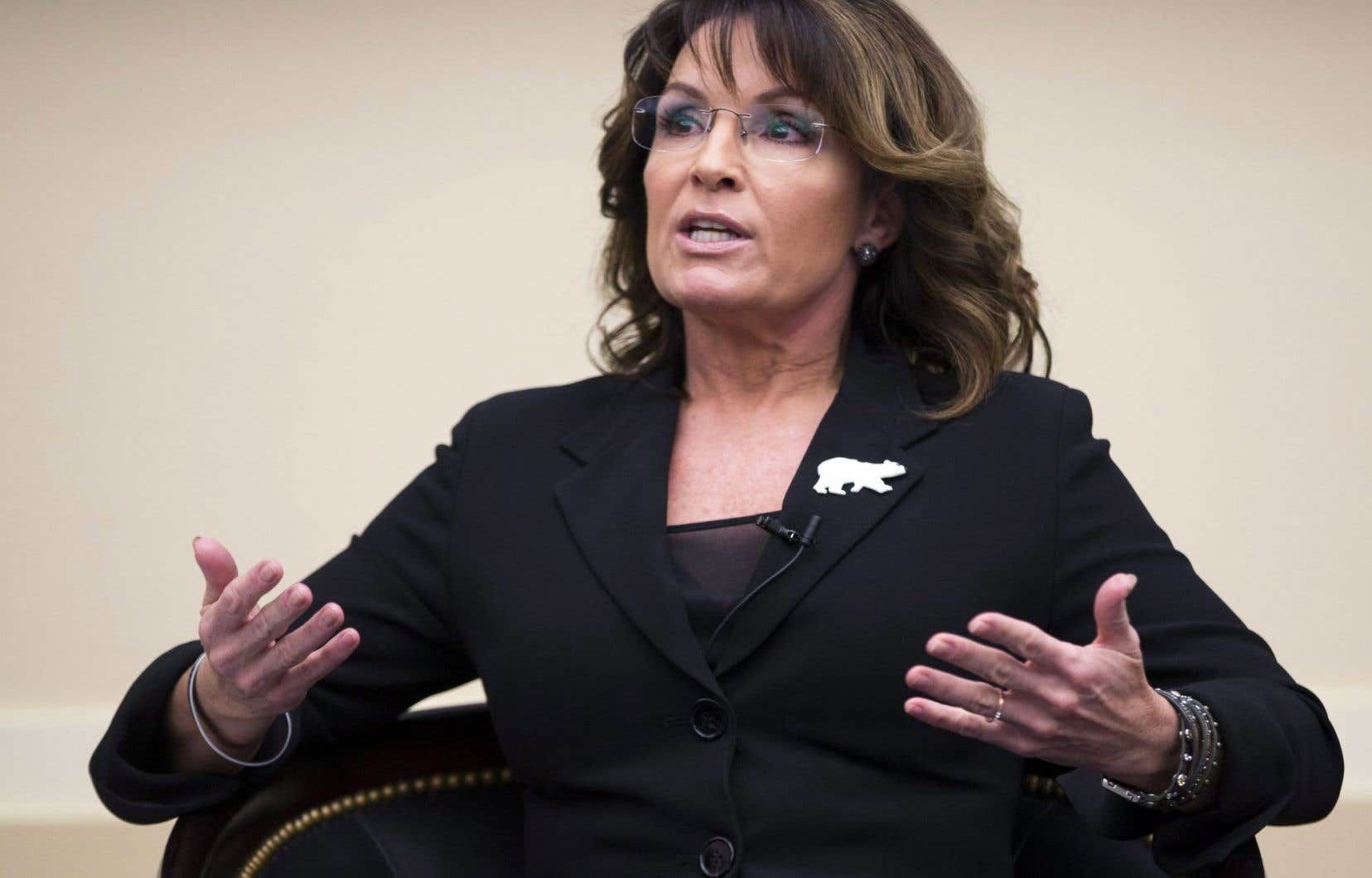 Le juge a conclu à l'absence de malveillance intentionnelle du «New York Times» à l'égard de Sarah Palin.