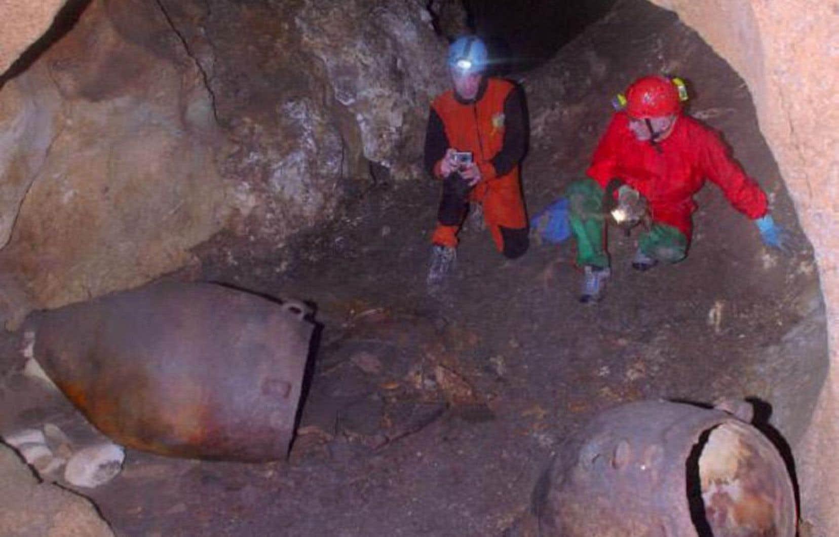 L'équipe dirigée par l'archéologue Davide Tanasi a détecté des résidus de raisin fermenté dans des jarres datant du4e millénaire avant notre ère.