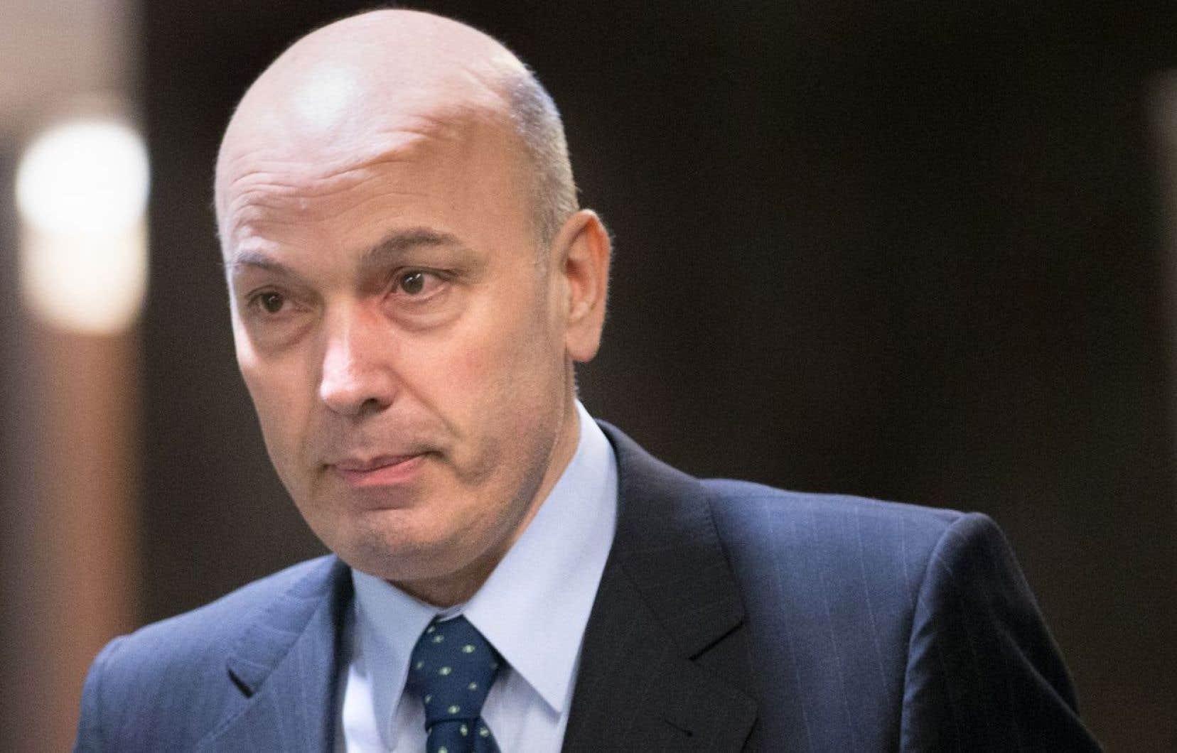 Frank Zampino a soutenu n'avoir joué aucun rôle dans les négociations entre la SHDM et Construction F. Catania après l'octroi du contrat pour le développement du Faubourg Contrecoeur.