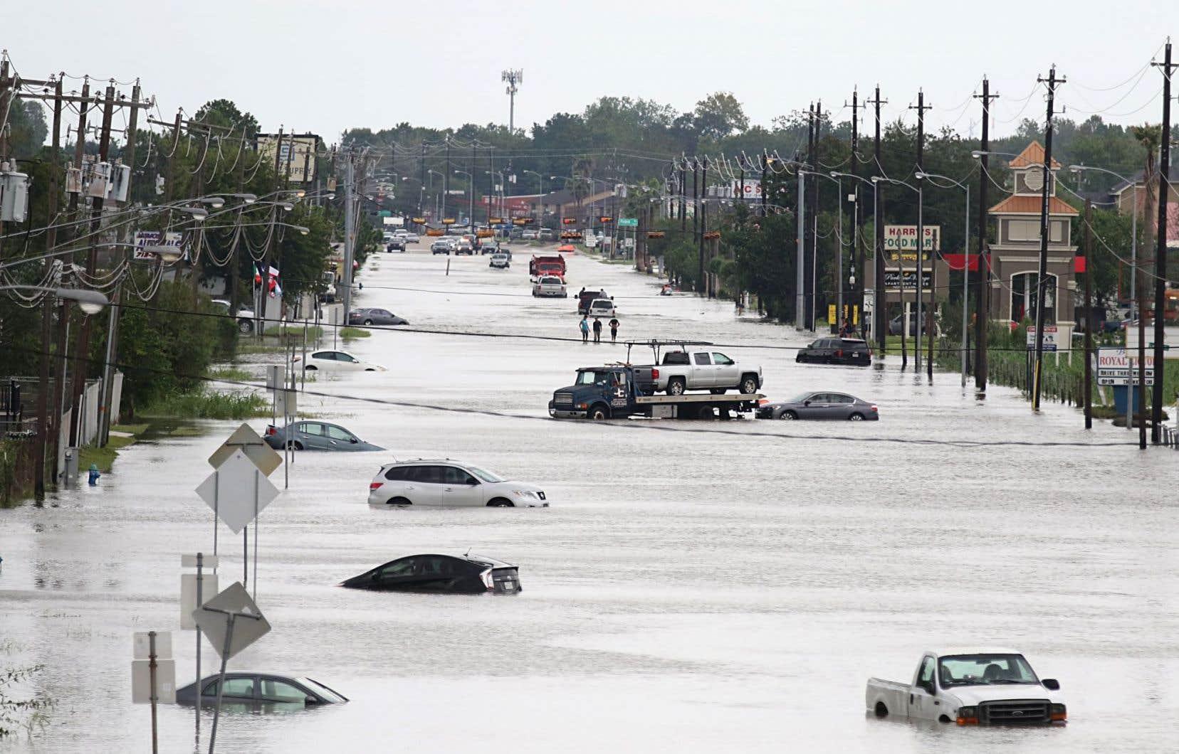 L'ouragan «Harvey» a fait des dégâts importants au Texas à la fin du mois dernier.