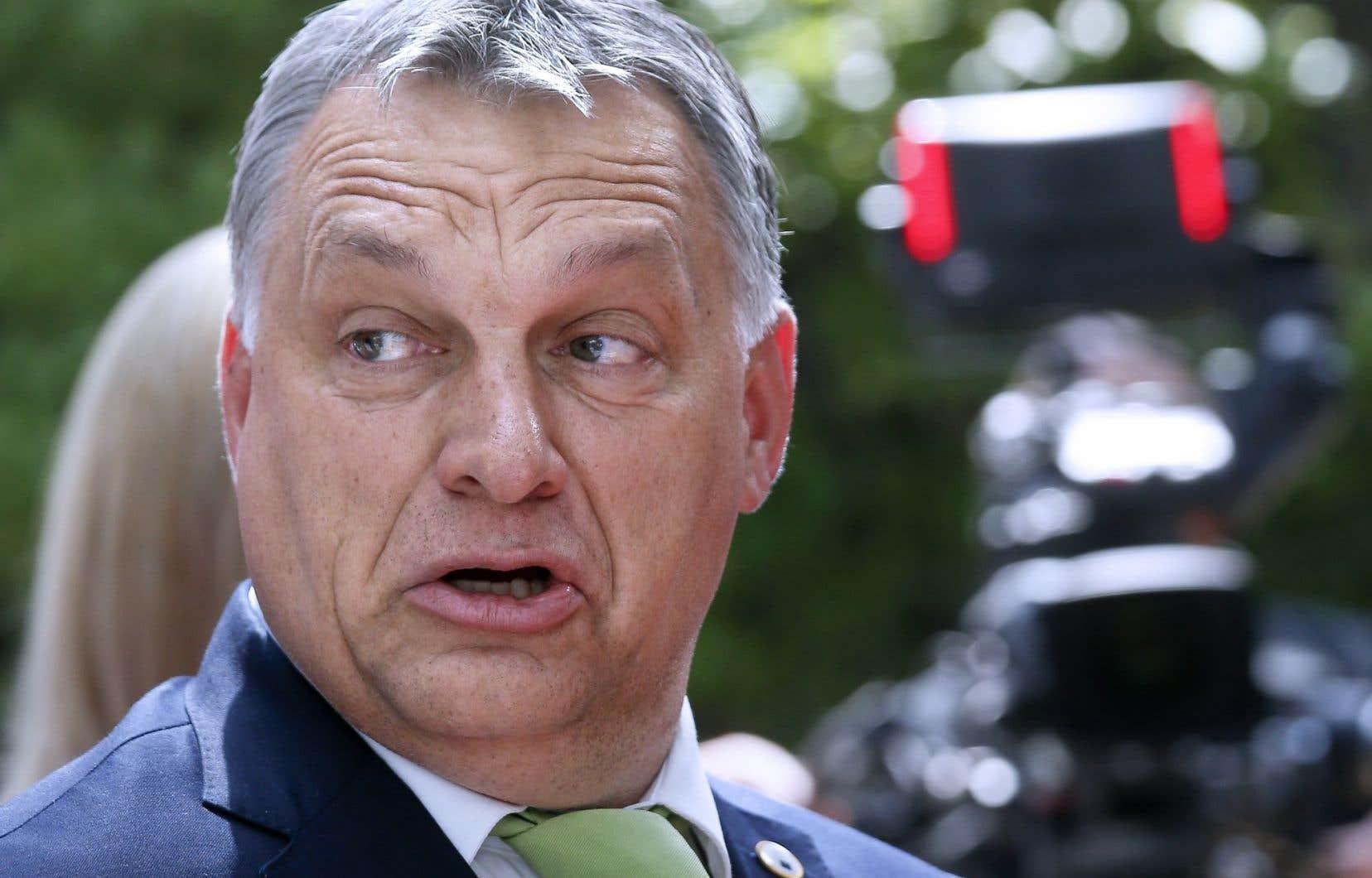 Dans un discours fin juillet, Viktor Orban avait mis en garde contre le rôle des «médias exploités» par Georges Soros en vue des législatives de 2018 où il briguera un nouveau mandat.
