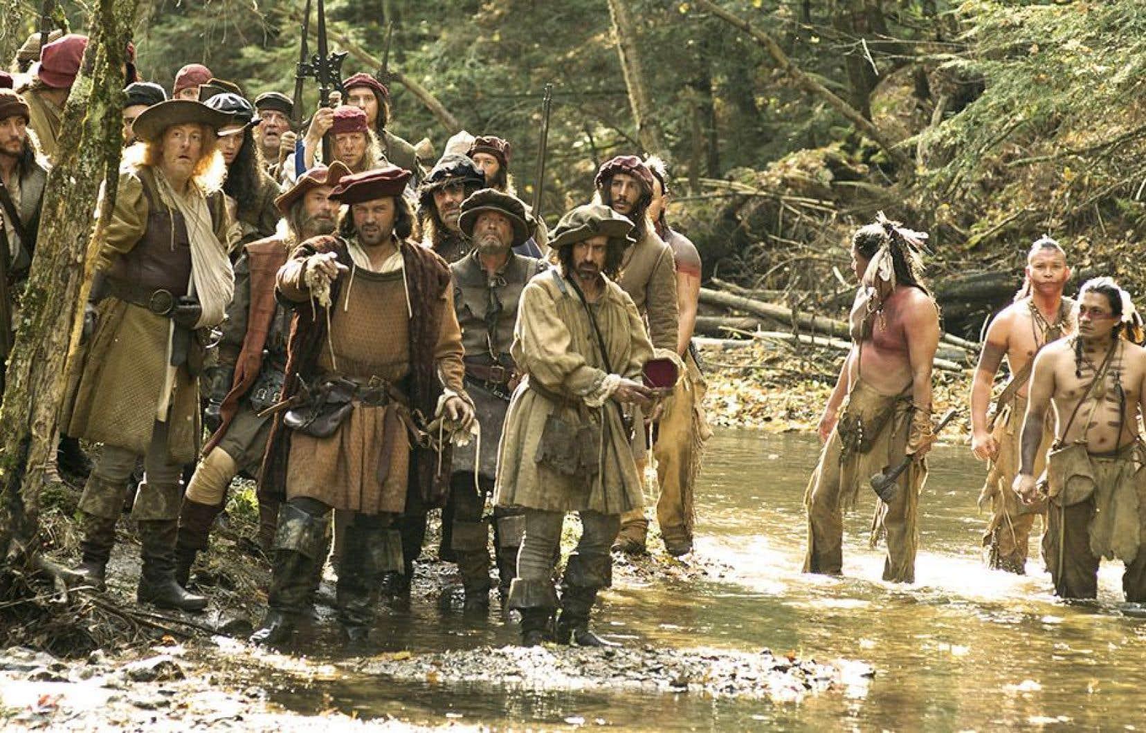 <p>Pour la première fois, un long métrage historique au Québec donne la vedette à toutes les nations impliquées, sans parti pris ethnocentriste avec une vraie envergure.</p>