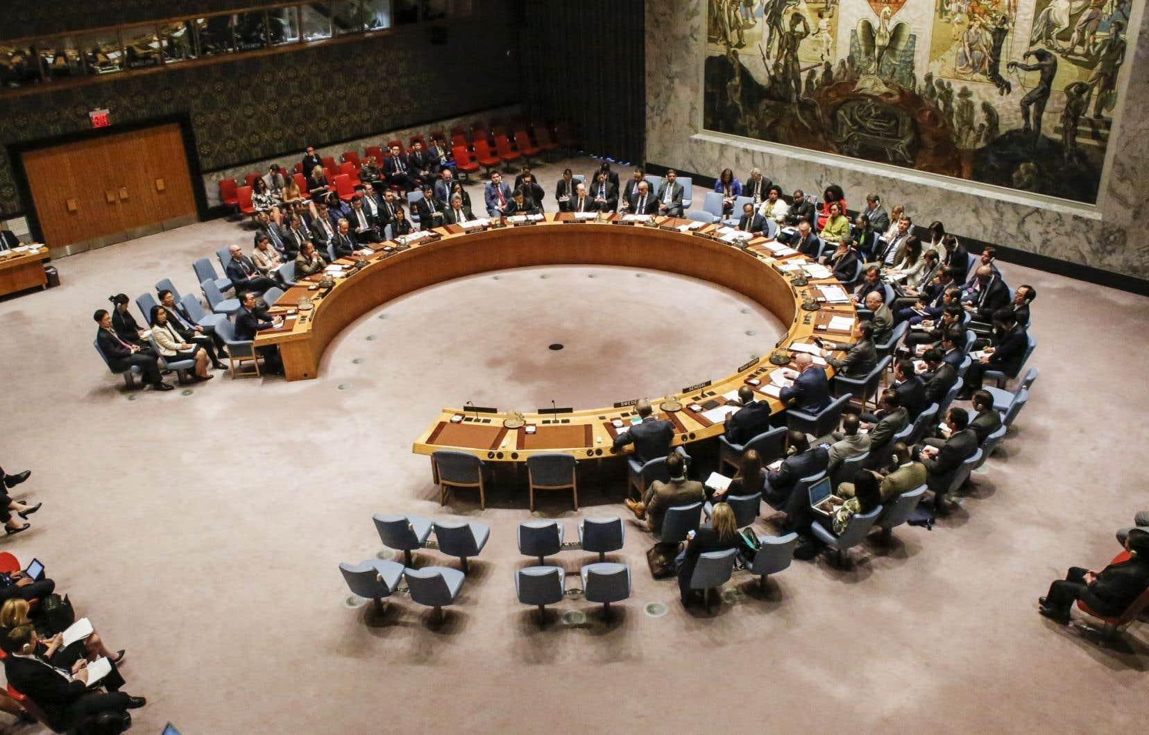 L'ONU a adopté lundi, à l'unanimité de nouvelles sanctions contre la Corée du Nord.