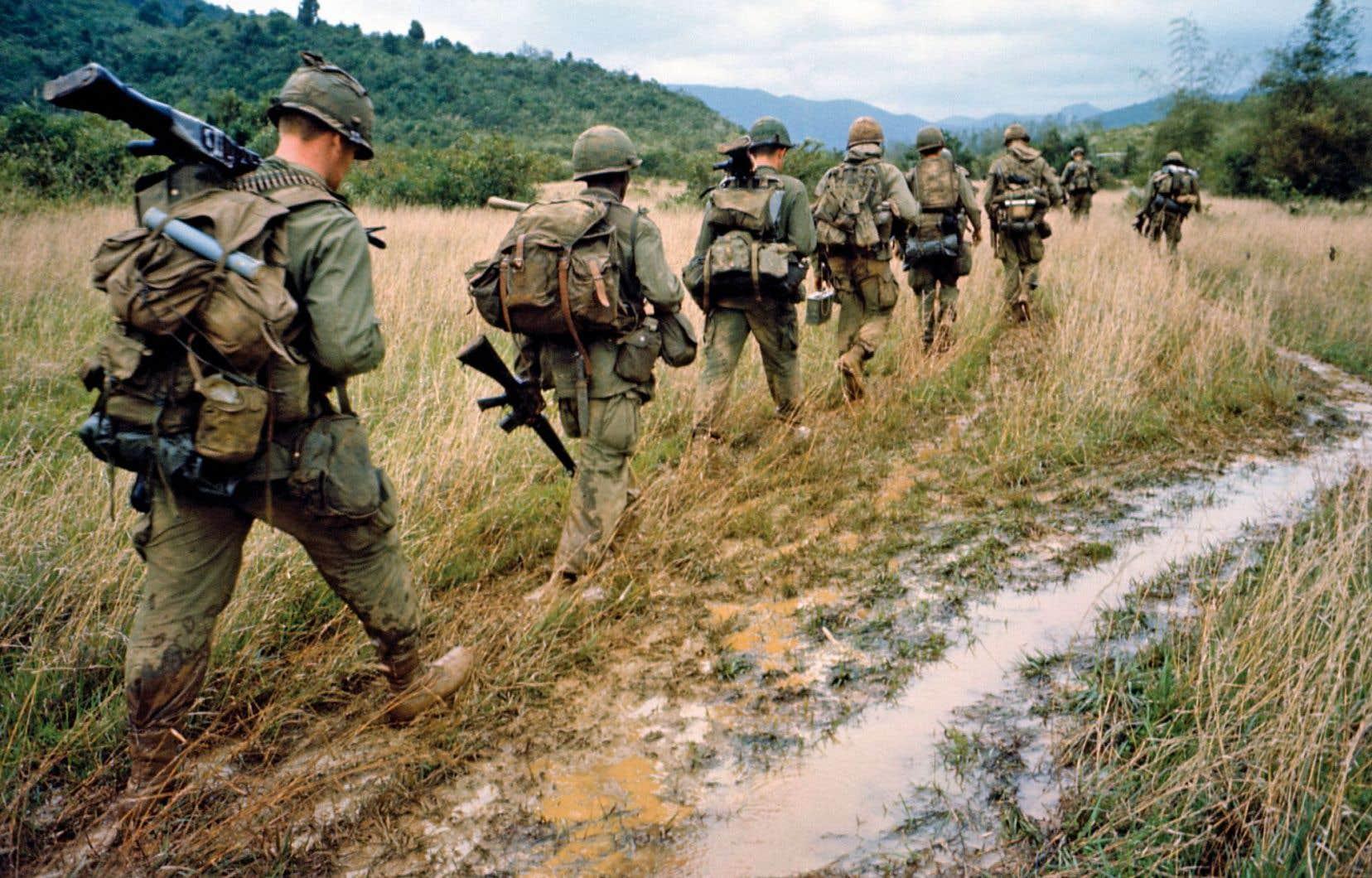 Ken Burns a préféré faire parler les belligérants des deux camps, dont de simples soldats.