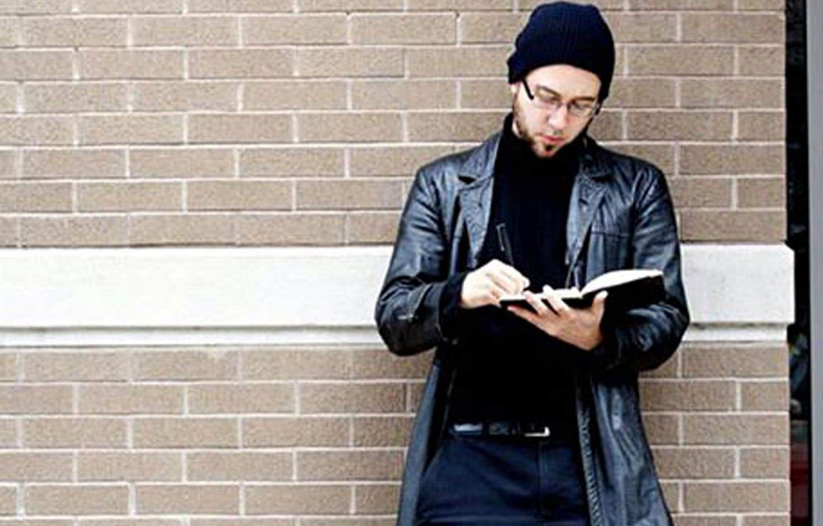 L'auteur Bruno Massé