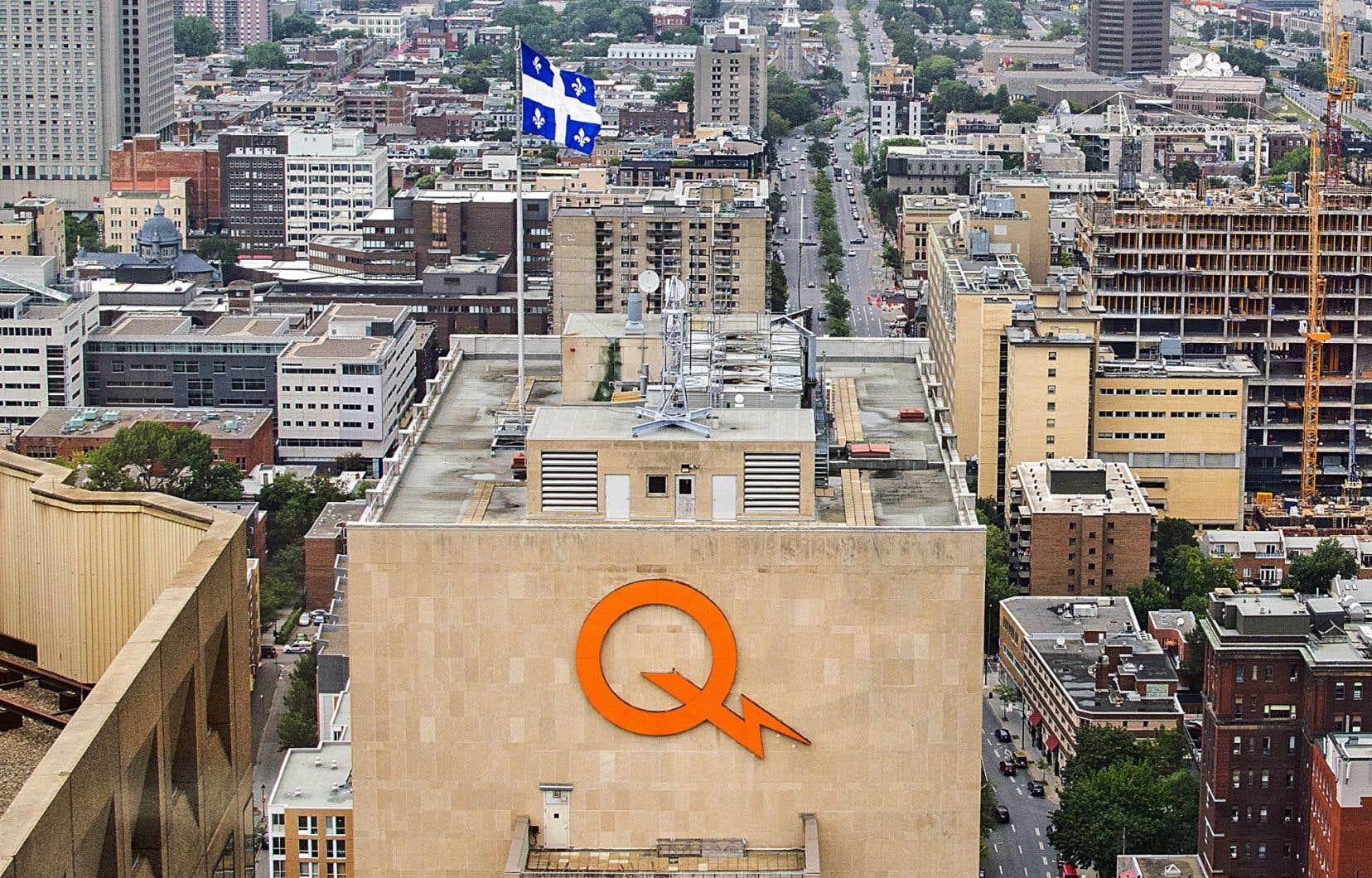 Hydro-Québec veut notamment se diriger vers l'énergie solaire, a rappelé le premier ministre.