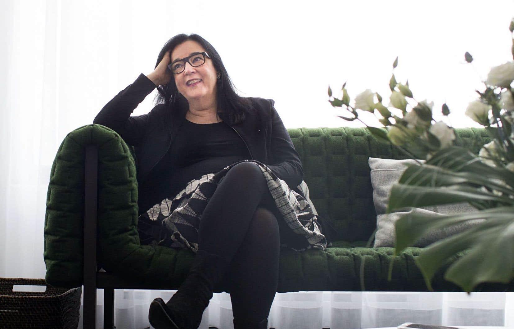 Le partage des idées et des découvertes, «philosophie de vie» chez Chantal Pontbriand, animera, espère-t-elle, le nouvel événement montréalais nommé Sphère(s).
