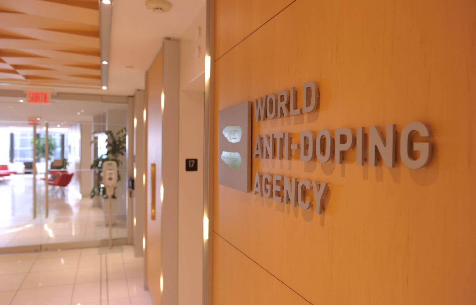 L'Agence mondiale antidopage a été créée en 1999 et ses bureaux montréalais, où oeuvrent aujourd'hui 85 employés, ont ouvert leurs portes en 2001.
