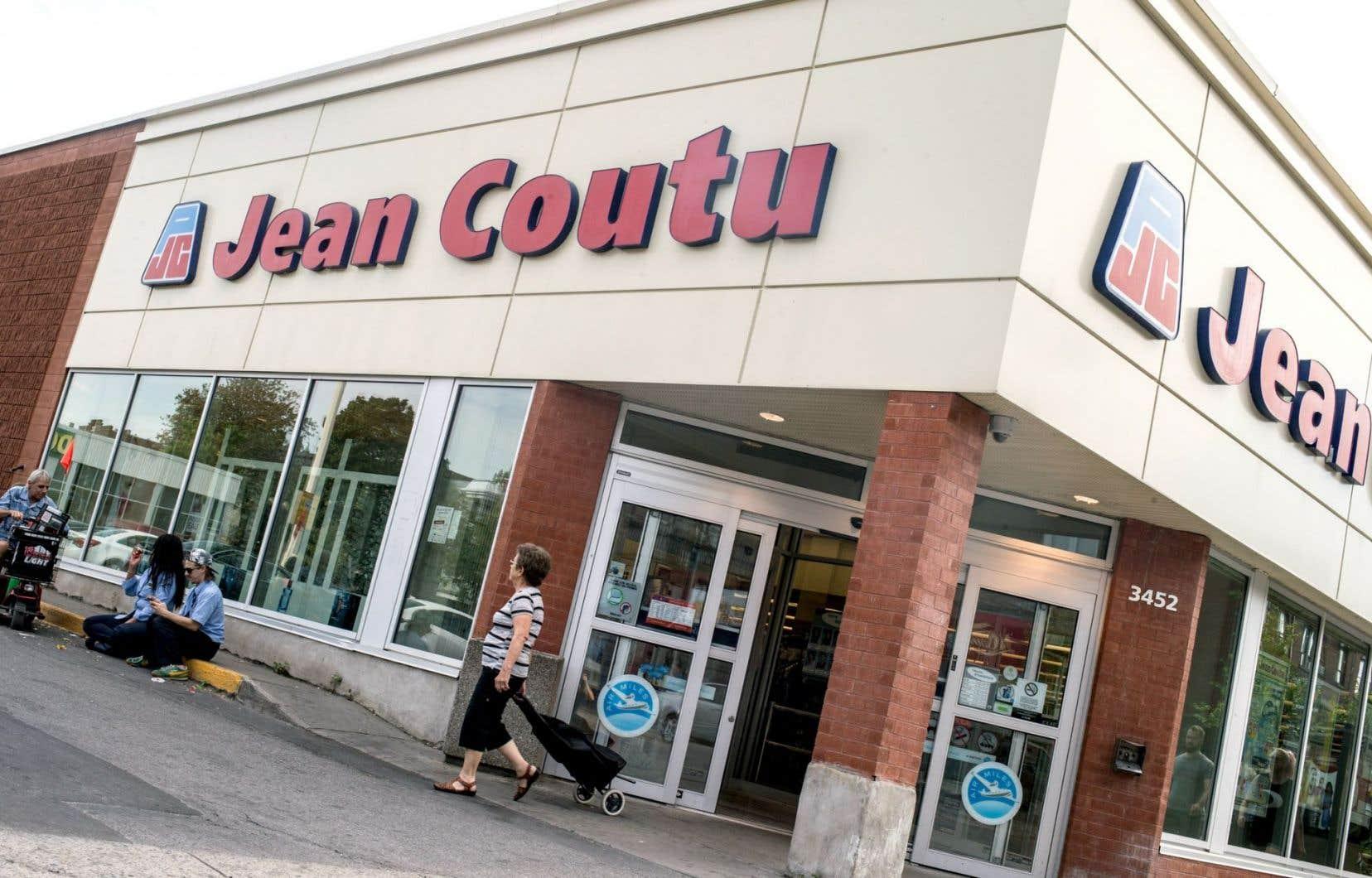 Metro veut acheter Jean Coutu