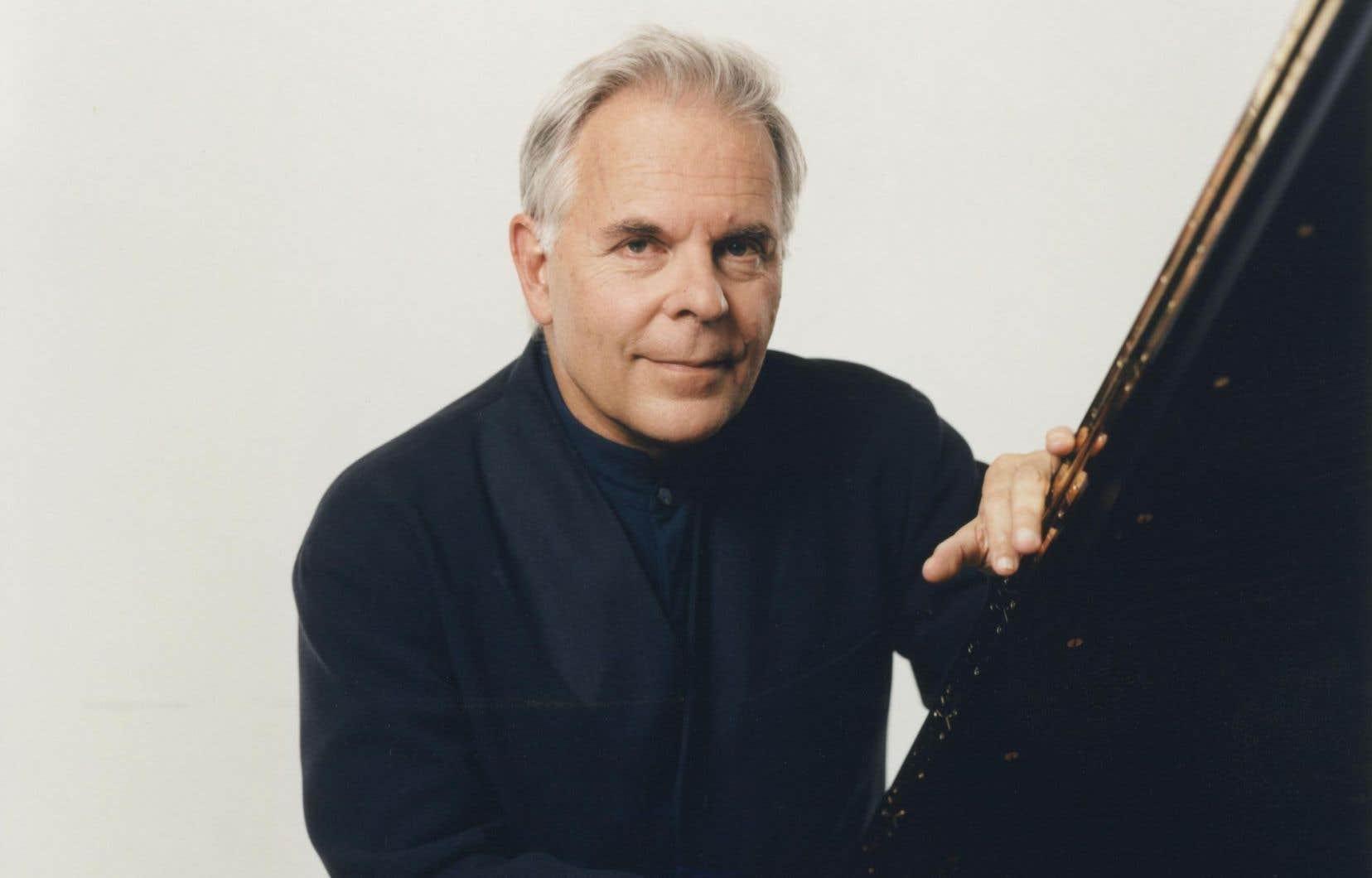 Le pianiste Stephen Kovacevich