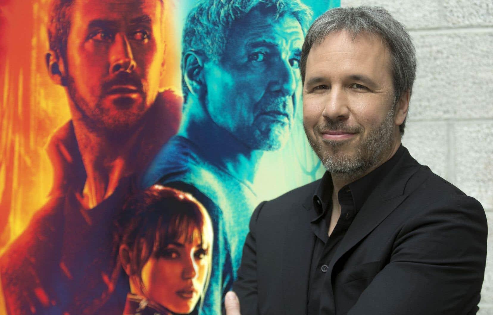 «J'étais habitué à faire du cinéma avec un orchestre de chambre. Là, je devais diriger un orchestre symphonique», explique Denis Villeneuve.