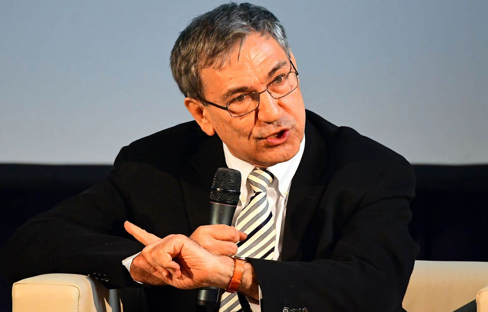 Orhan Pamuk vient de publier «Cette chose étrange en moi», qui raconte Istanbul sur une période de 40ans.