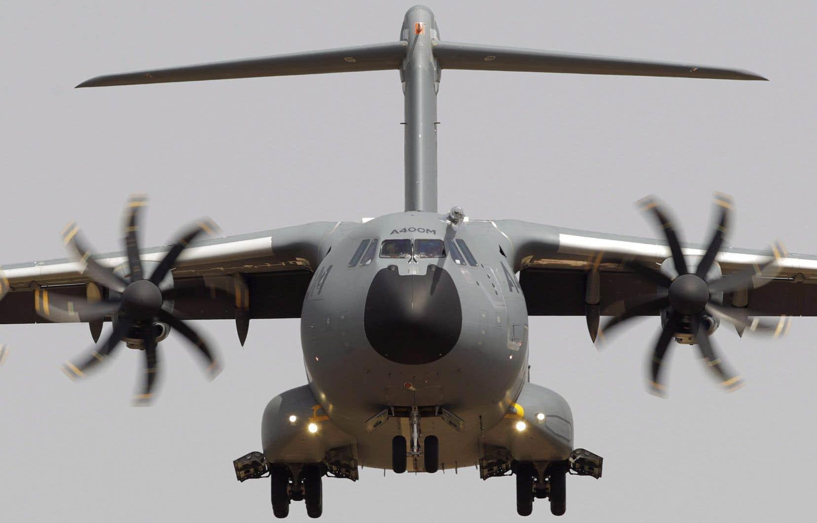 CESA contribue notamment aux programmes de l'avion militaire A400.