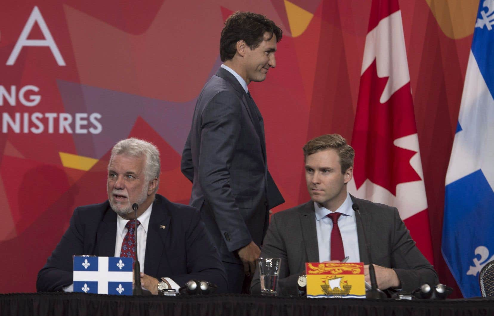 La réforme fiscale du gouvernement Trudeau est loin de faire l'unanimité auprès des provinces.