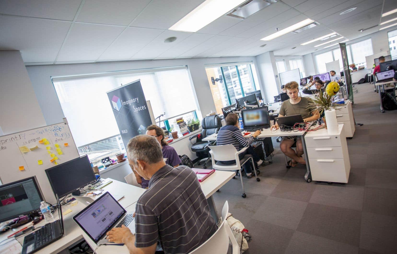 Le Centre d'innovation et d'entrepreneuriat Disctrict 3 de Concordia, un incubateur récompensé en 2016 du prix Start-up Canada du soutien à l'entrepreneuriat pour le Québec.
