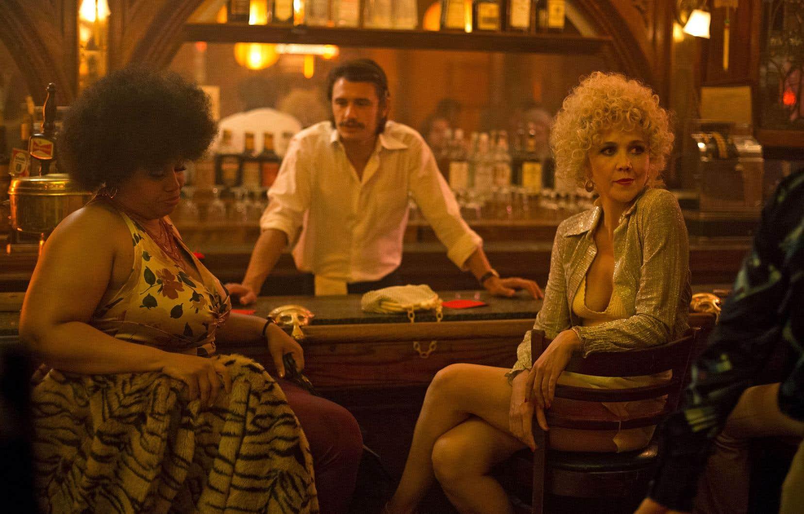 Des créateurs de «The Wire», «The Deuce» propose un panorama de New York avec, comme sujet connexe, les rapports hommes-femmes.