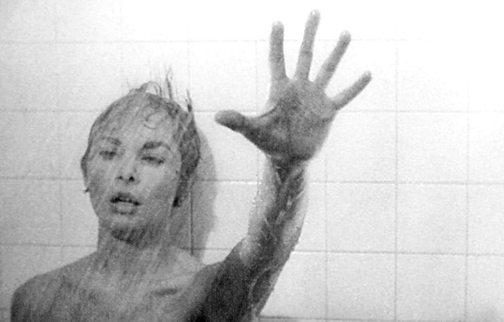 Cette photo est tirée du livre «Hitchcock/Truffaut», Édition définitive, Gallimard.