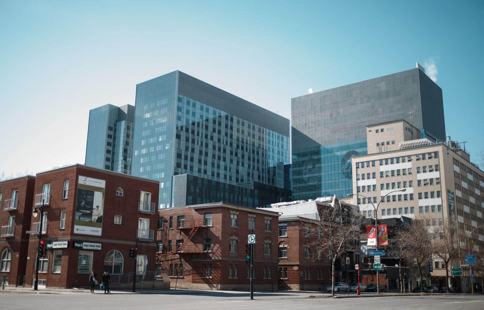 L'Hôpital Saint-Luc est le premier des trois hôpitaux du CHUM à déménager.