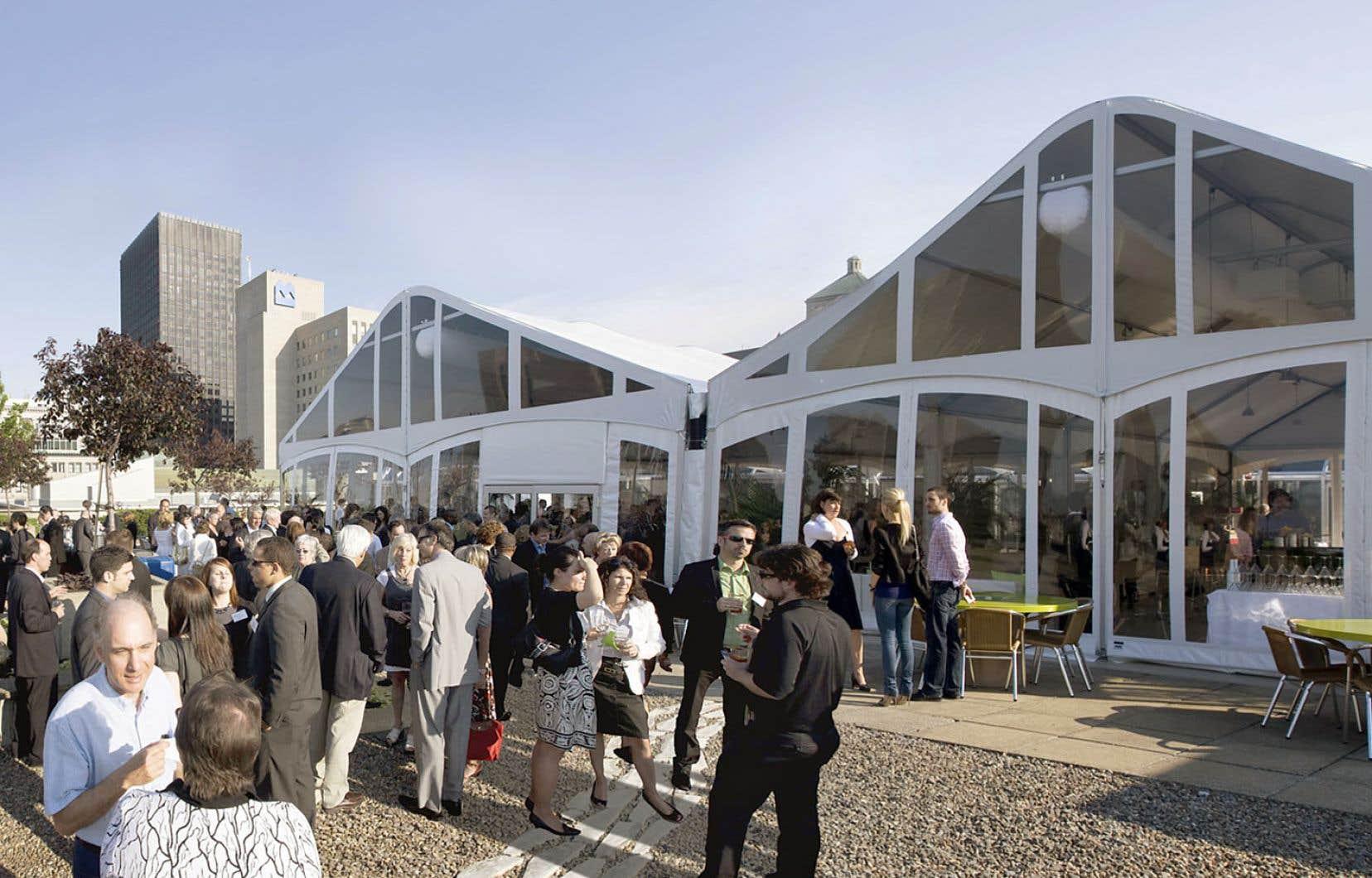 Le Palais des congrès accueille aujourd'hui entre 330 et 350 événements de tous genres et de toutes tailles.