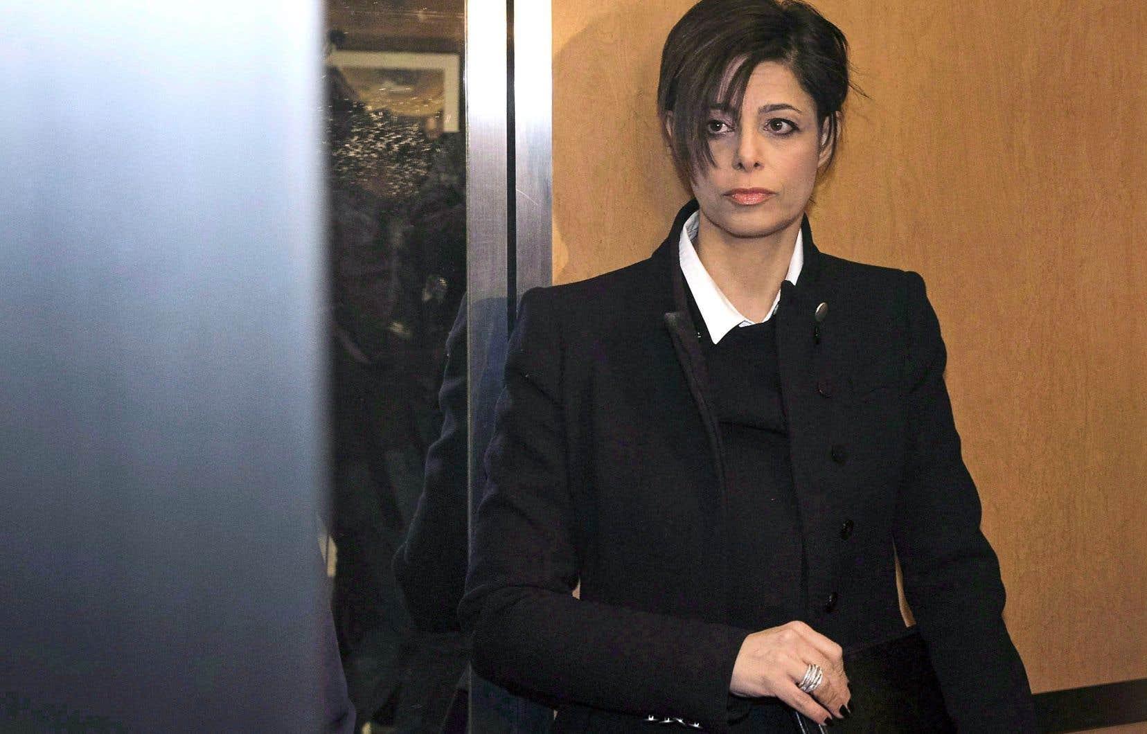 S'interroger sur le système de justice est nécessaire et souhaitable, selon Marie Henein, connue du grand public pour avoir été l'avocate de Jian Ghomeshi.