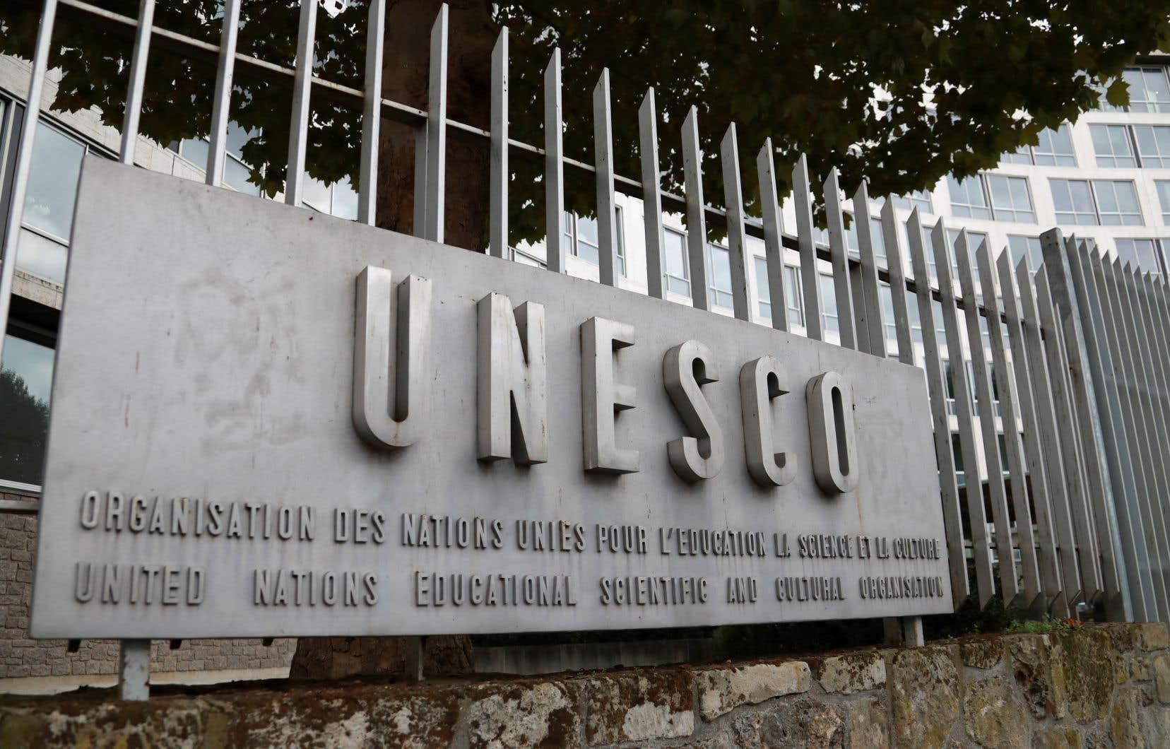 En 2011, l'admission de la Palestine au sein de l'UNESCO a accentué la crise et entraîné la suspension des contributions financières d'Israël et des États-Unis.