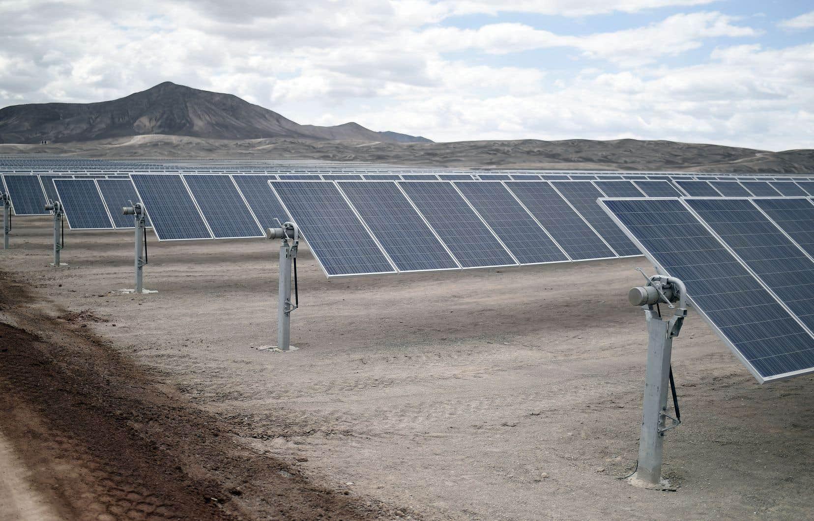 Suzuki et Hanington saluent la naissance d'une nouvelle économie axée sur l'exploitation des énergies renouvelables.