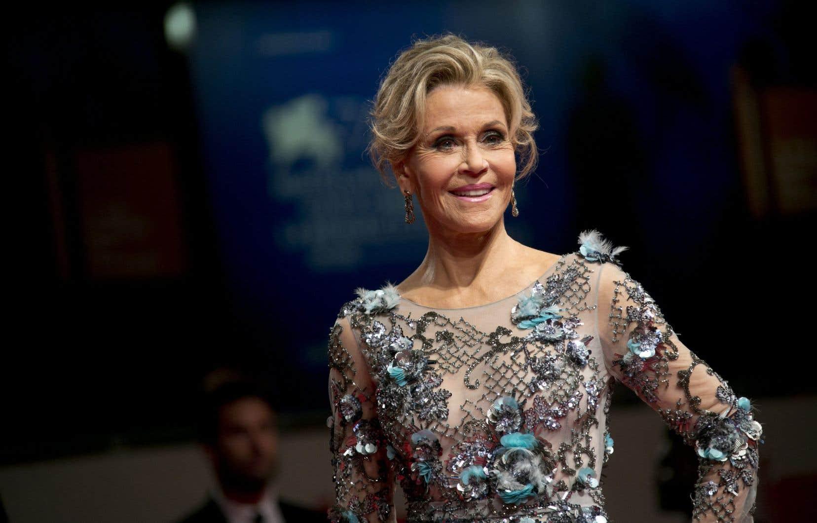 Pour l'atrice américaine Jane Fonda, ces violences sexuelles faites aux femmes sont «très, très répandues», et pas seulement à Hollywood.