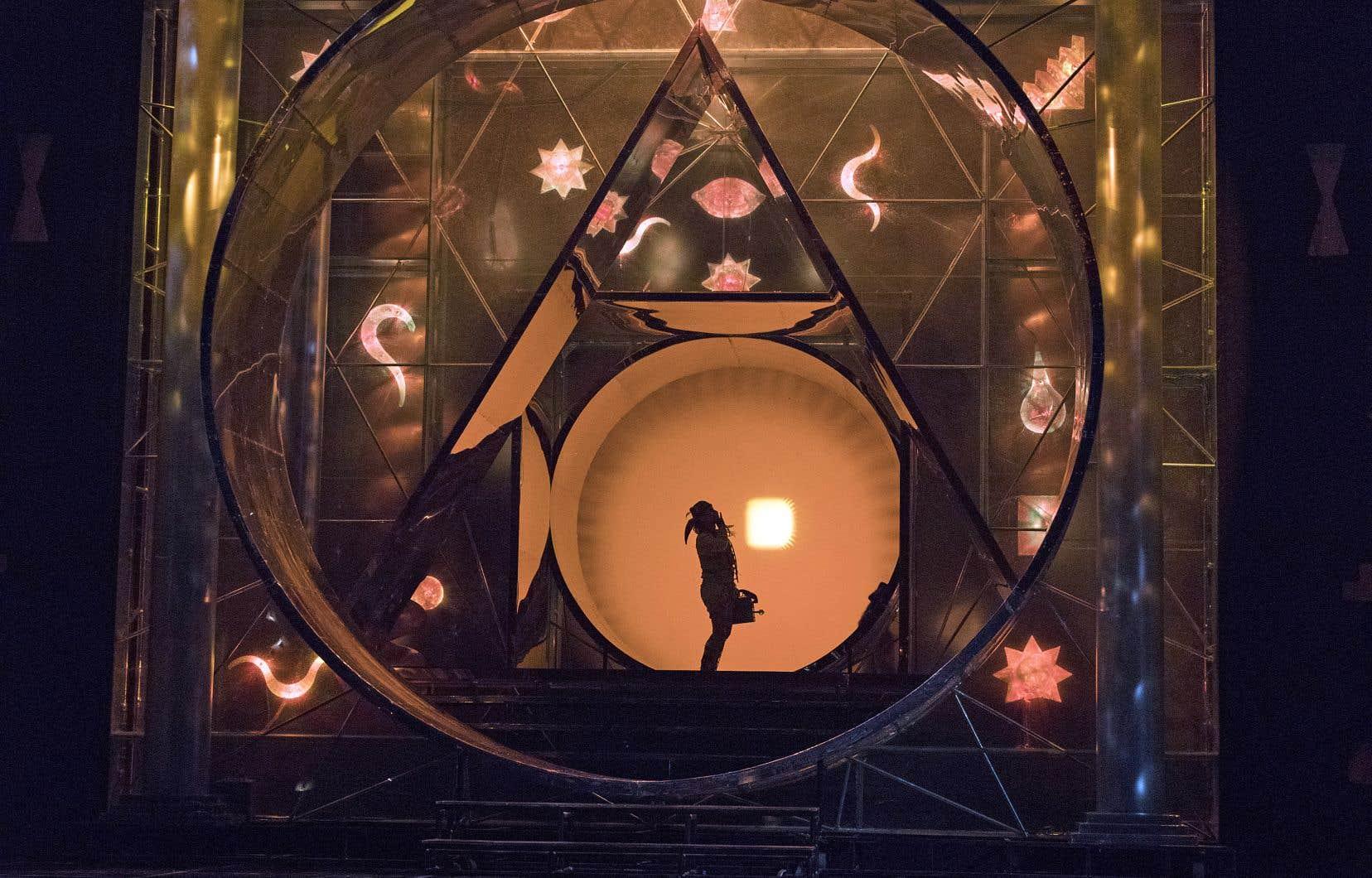 «La flûte enchantée», version 2017, au cinéma était l'occasion de profiter du spectacle sur l'intégralité de l'opéra dans sa version originale allemande.