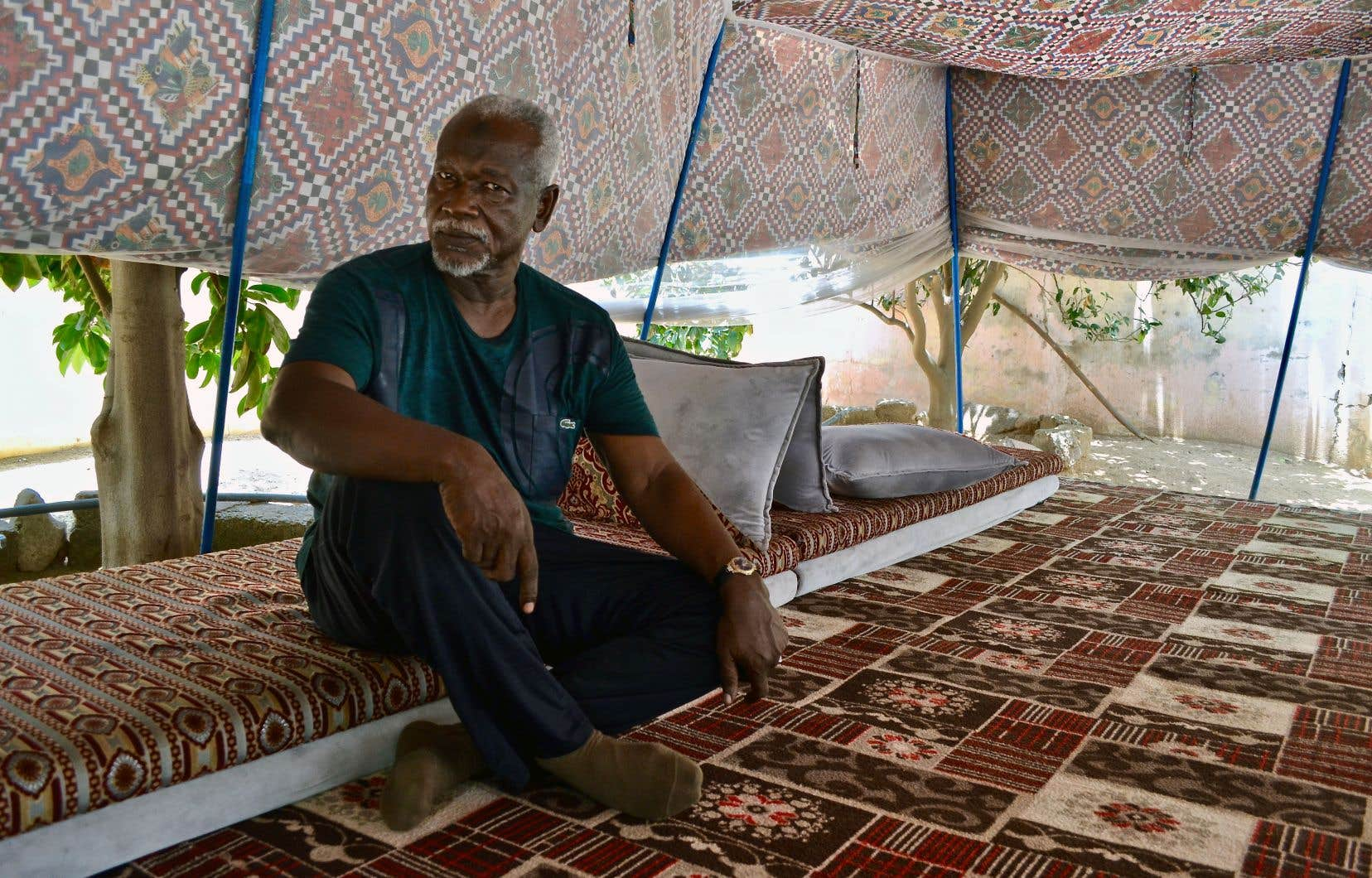 Après des années de servitude, Boubacar Messaoud a obtenu sa liberté et a fondé l'association SOS-Esclaves.