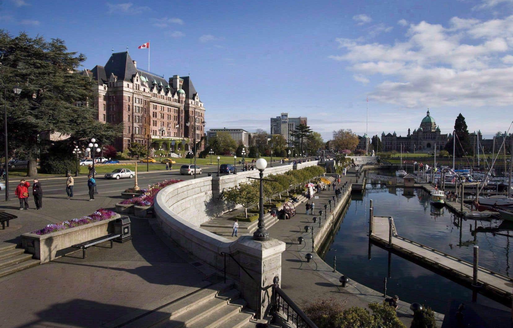 Malgré l'écart de salaire entre les hommes et les femmes qui s'est légèrement aggravé ces dernières années, Victoria, en Colombie-Britannique, est la meilleure ville au Canada pour être une femme.