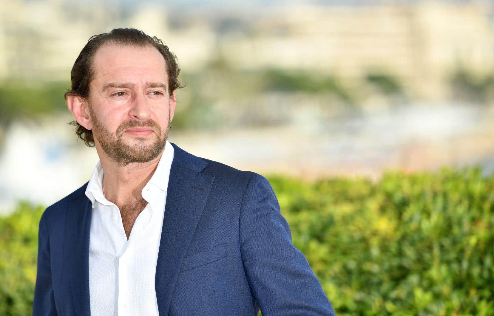 L'acteur russe Konstantin Khabensky