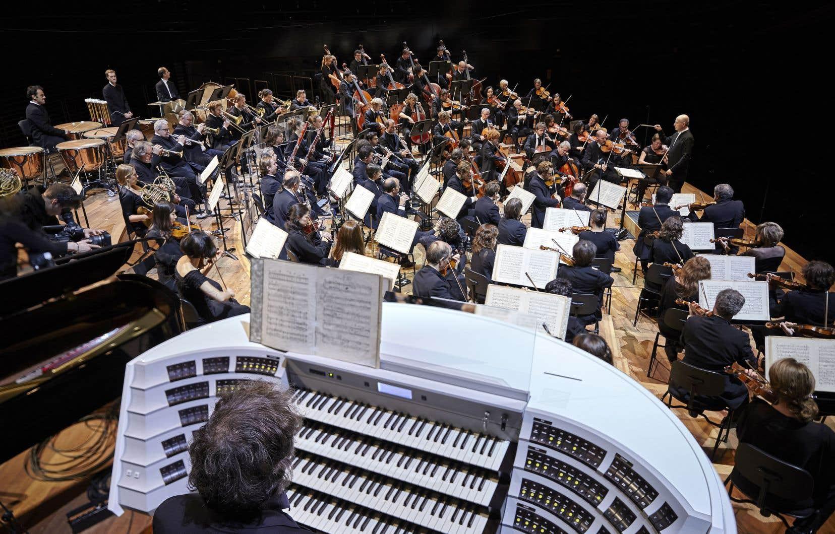 Classica diffusera notamment, le 6 novembre, le concert inaugural du nouvel orgue symphonique de la Philharmonie de Paris.