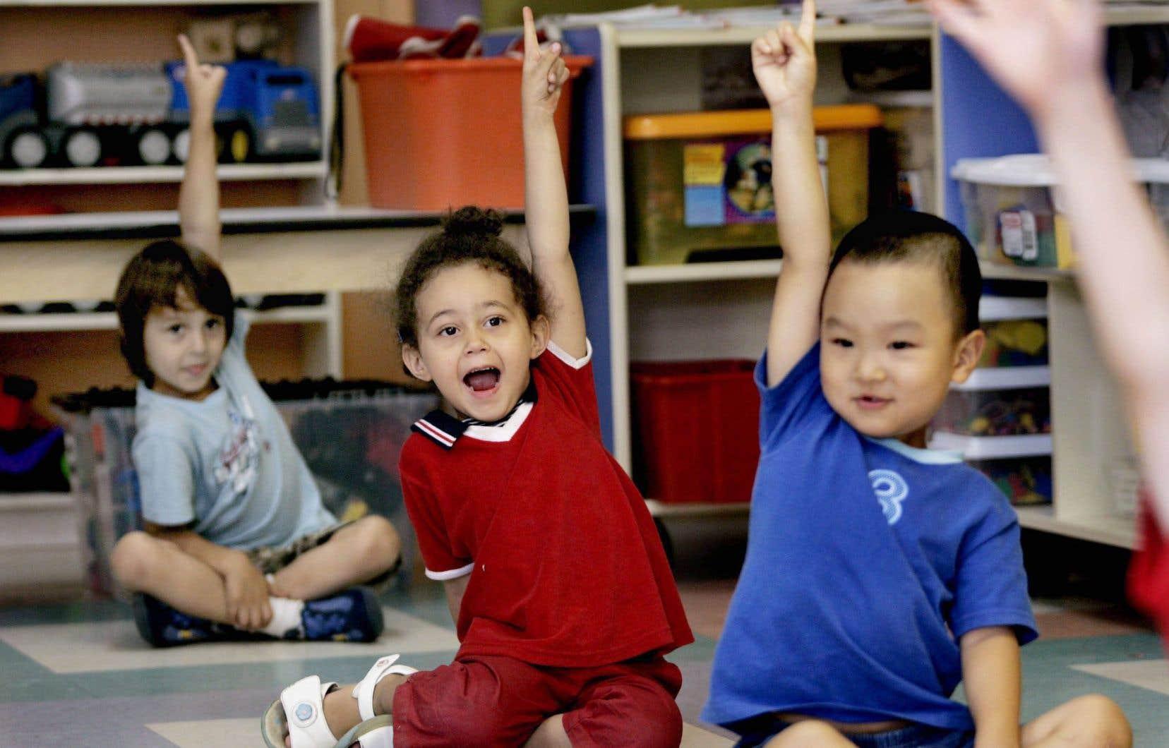 Le projet de loi 143 vise à resserrer le contrôle du gouvernement sur les garderies privées, dans l'objectif de favoriser la réussite scolaire en intervenant auprès des enfants dès leur plus jeune âge.