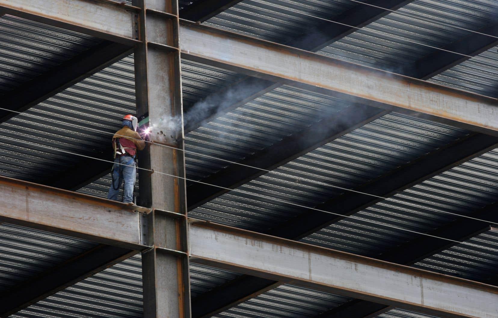 La croissance de la production en juin dernier se situe dans le cadre d'une reprise des activités faisant suite à la grève des travailleurs de la construction en mai.