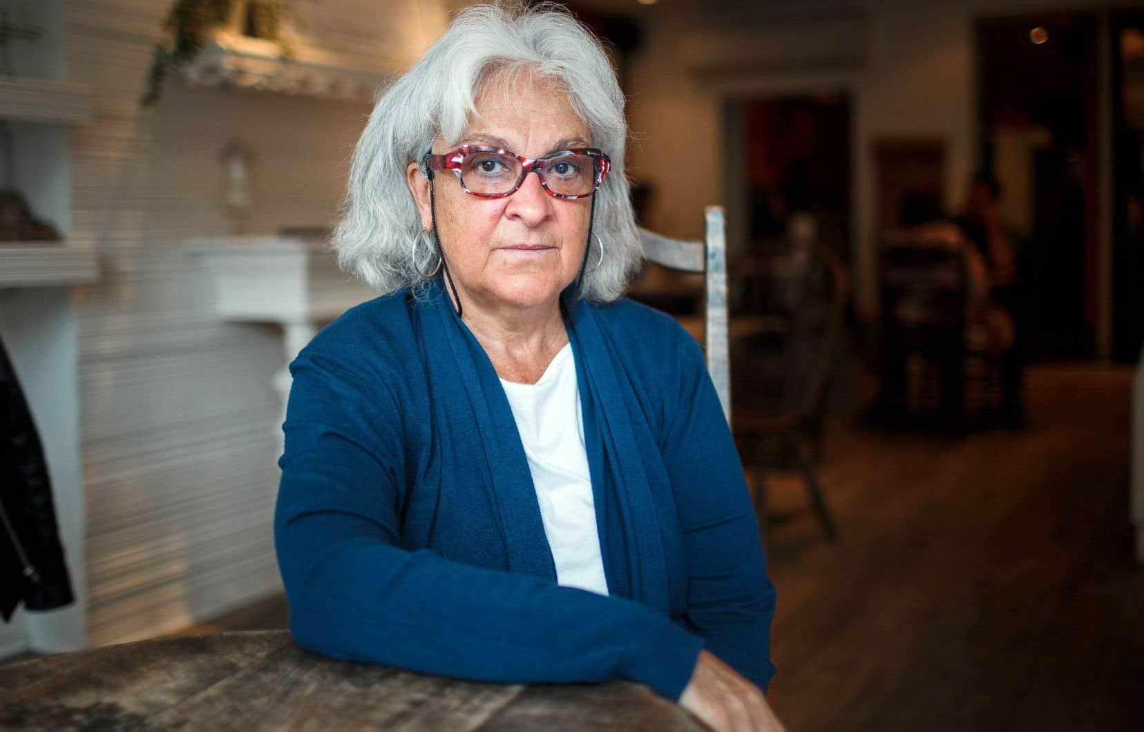 La documentariste Raymonde Provencher souhaite que les jeunes puissent voir «Déchirements», qui a une force pédagogique indéniable.