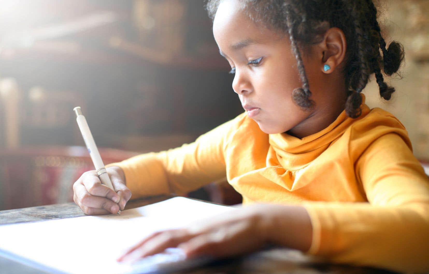 La douance est un défi parmi tant d'autres dans le vaste champ de l'adaptation scolaire, selon Myriam Lemire, directrice adjointe des ressources éducatives de la Commission scolaire Marguerite-Bourgeoys.