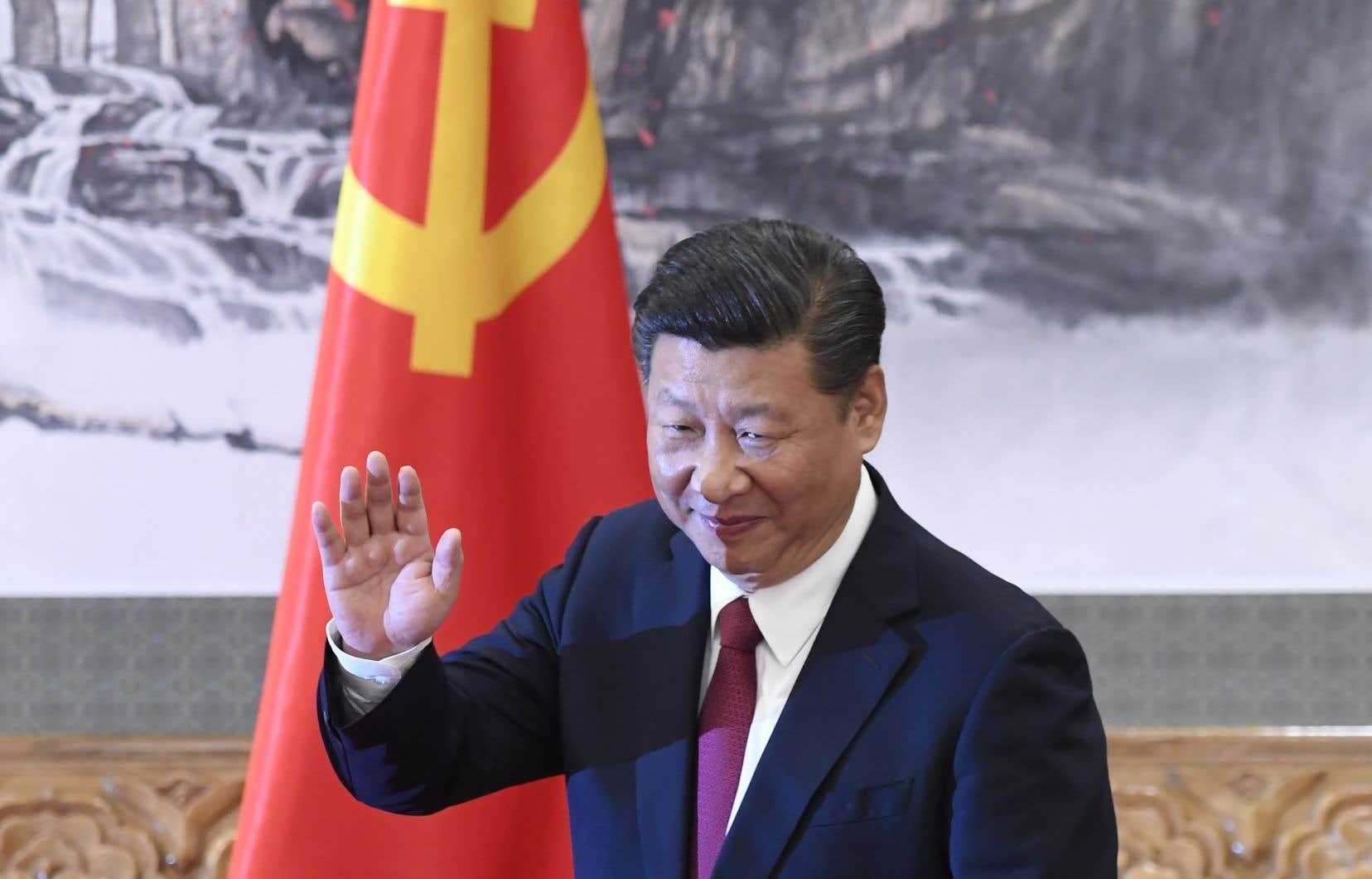 Xi Jinping devrait être formellement réélu à la tête de l'État en mars prochain.