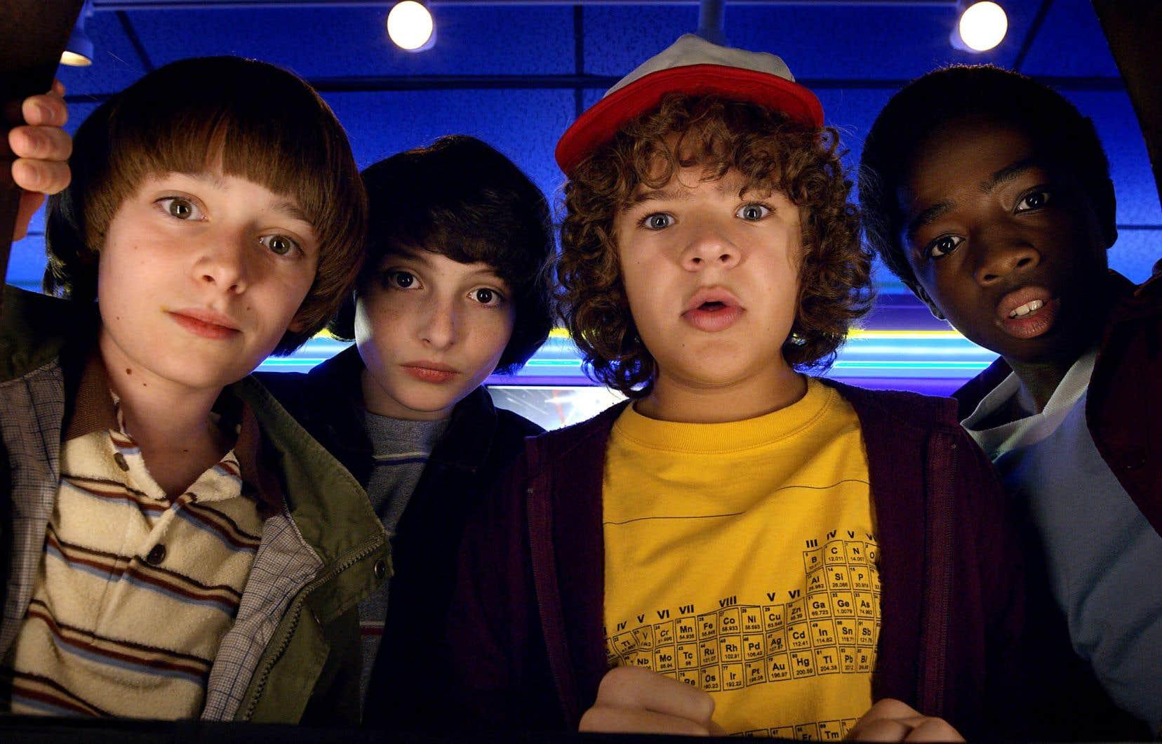 Inspirée des années 1980, «Stranger Things» est une série télévisée de science-fiction américaine réalisée par les frères Matt et Ross Duffer.
