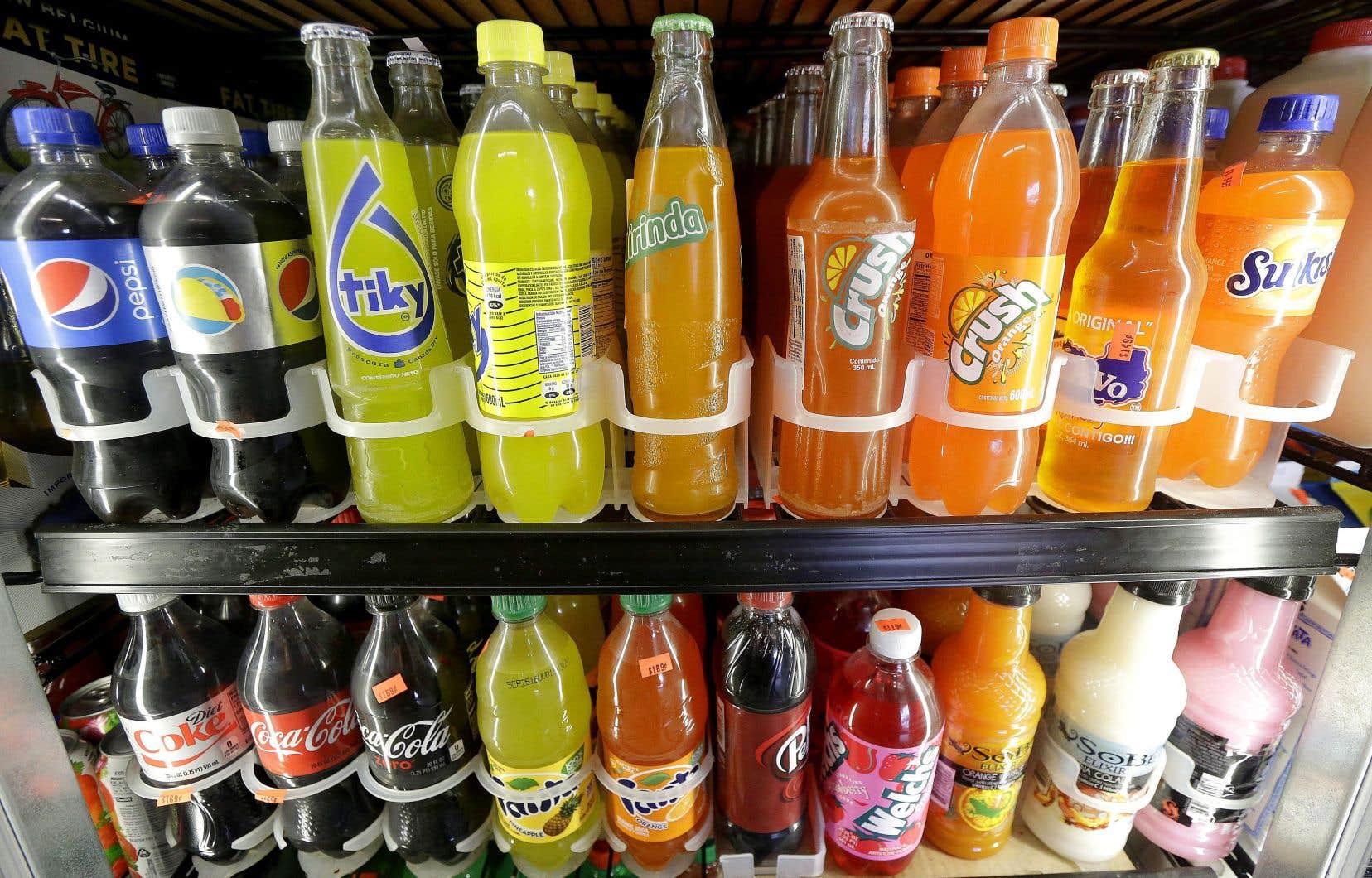 La Coalition québécoise sur la problématique du poids (Coalition Poids) milite depuis des années pour l'imposition d'une taxe sur les boissons gazeuses.