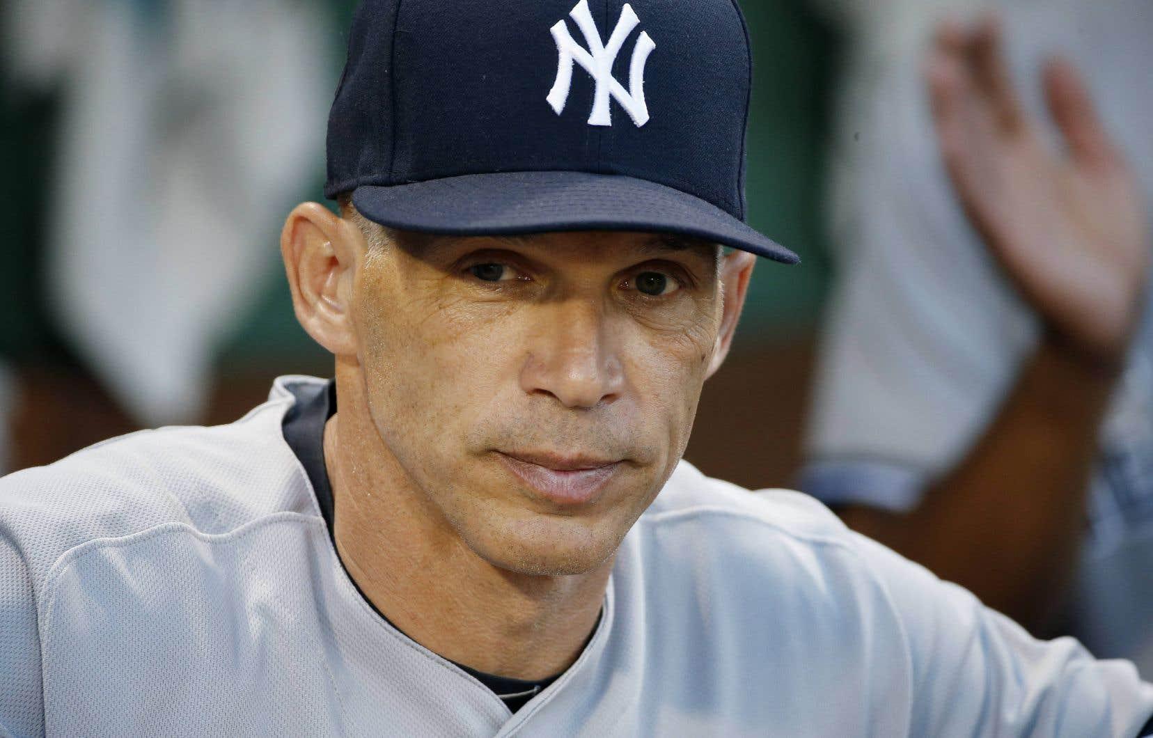 Les Yankees ont décidé de ne pas renouveler le contrat de leur gérant des dix dernières saisons, Joe Girardi.