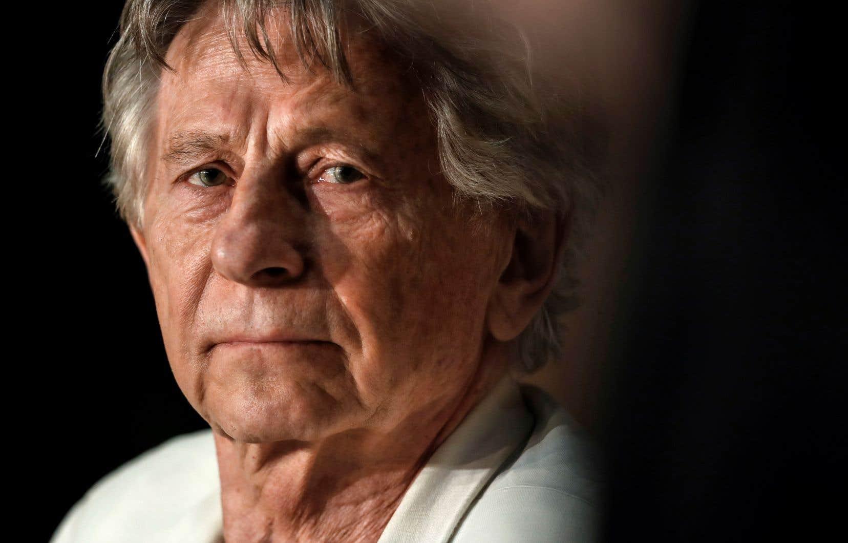 Le cinéaste franco-polonais Roman Polanski