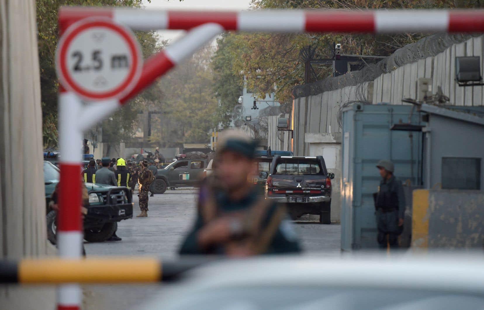 L'attentat de mardi est le premier en zone verte et dans ce quartier depuis l'explosion d'un camion piégé, le 31mai, qui avait fait 150 morts et 400 blessés.