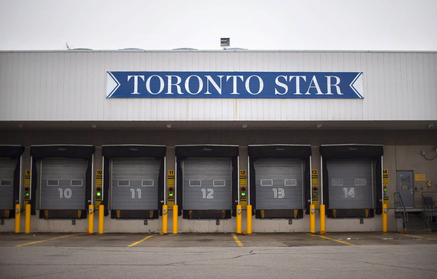 La perte par action de l'éditeur du quotidien «Toronto Star» s'est établie à 8¢ pour le trimestre clos le 30 septembre.