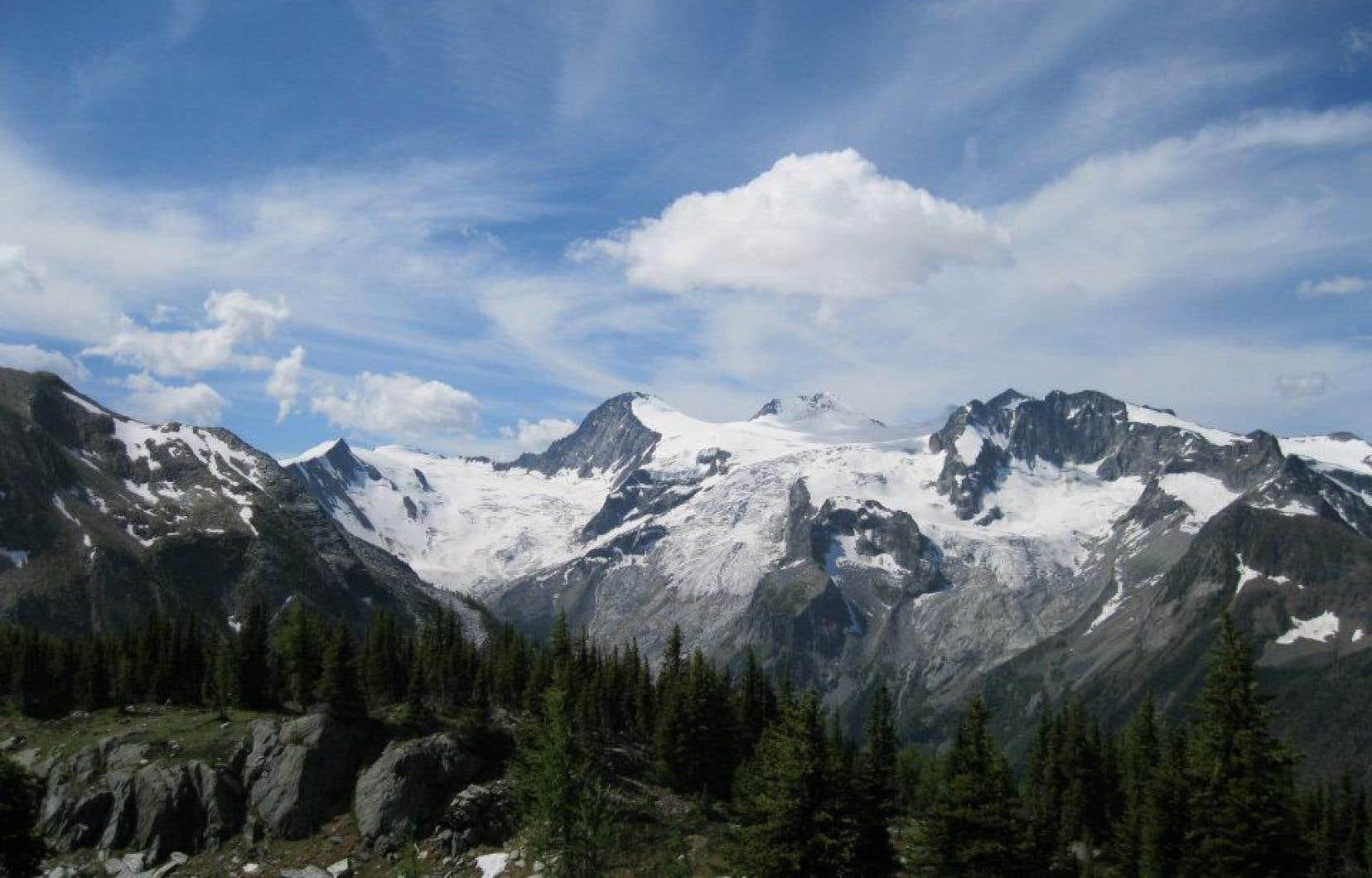 La montagne Jumbo, ouQat'muk, comme la dénomme la Première Nation Ktunaxa