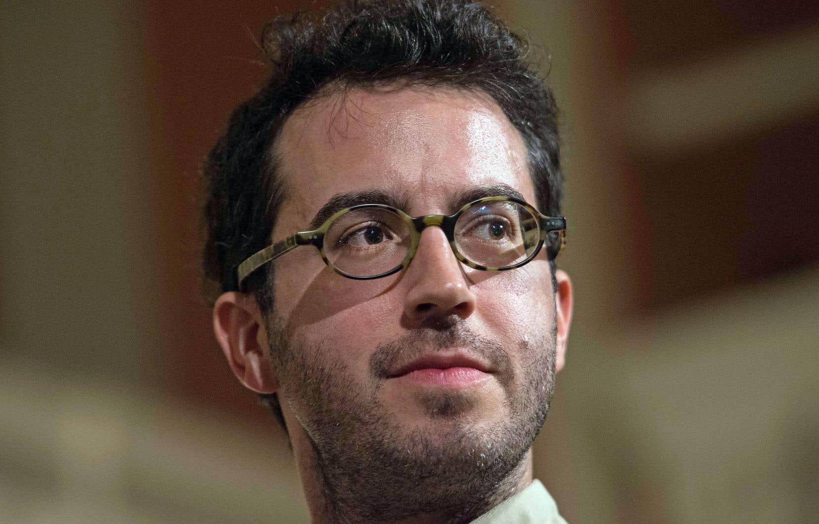 L'auteur Jonathan Safran Foer