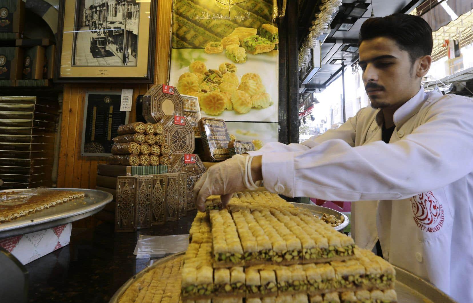 L'activité du secteur de la pâtisserie redécolle doucement depuis quelques semaines.