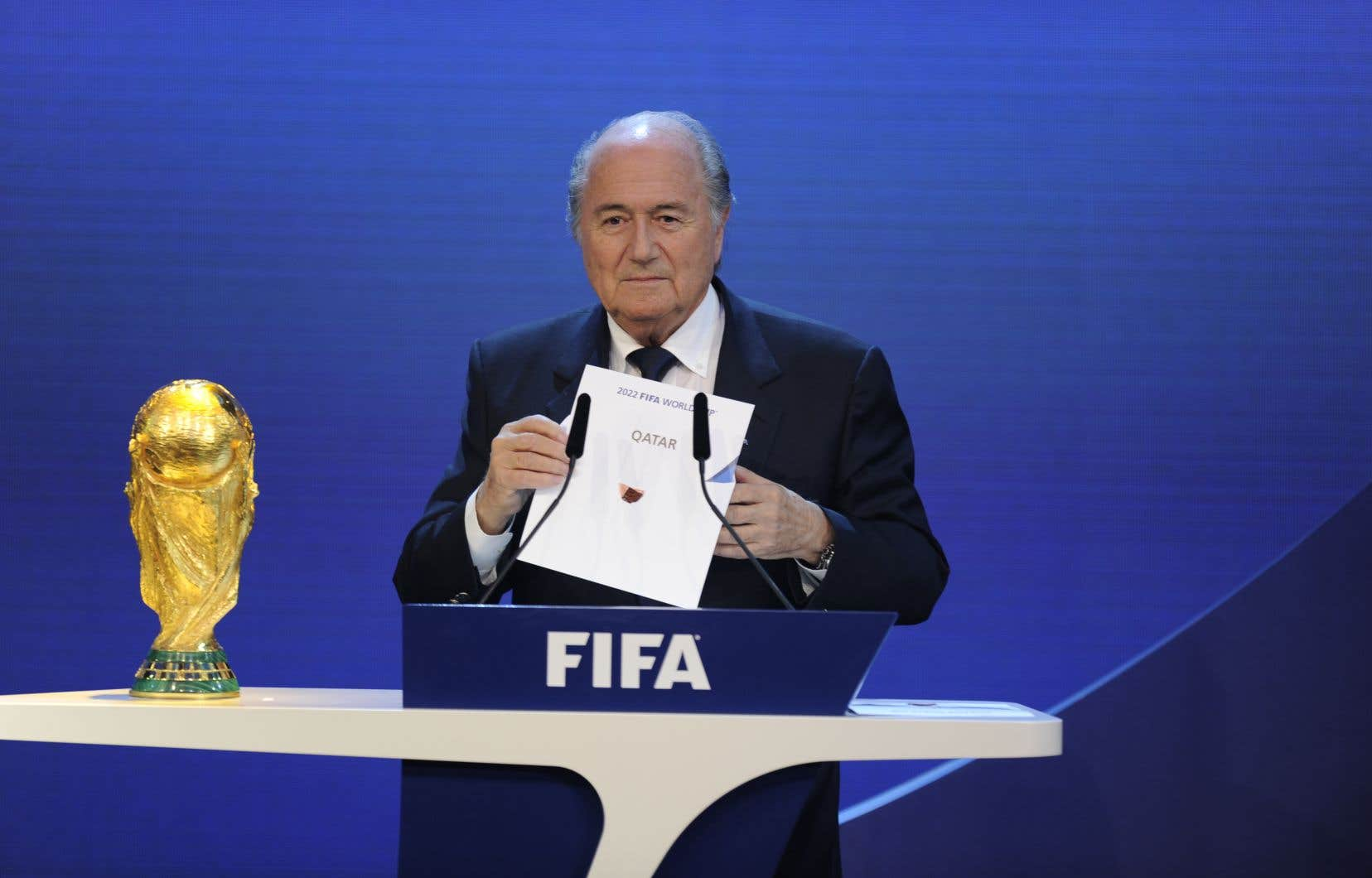 <p>Opération mains propres dans les fédérations américaines de soccer.</p>